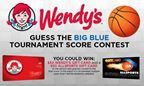 Wendy's Guess the Big Blue Tournament Score Game 5