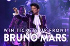 KALC - Bruno Mars Tickets Up Front - New APP Contest 2017