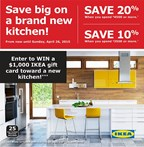 MH 2015 IKEA Kitchen Planning Contest 3/19-4/26