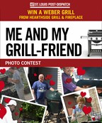 Me and My GRILL-friend Photo Contest
