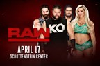Qfm96 - WWE Monday Night RAW tickets