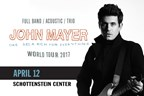 MIX - John Mayer front row tickets and an autographed guitar