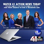 41 Action News Today on 38 The Spot