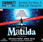 Win tickets to see Matilda