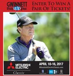 Win tickets to the Mitsubishi Electric Classic