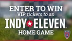 Indy Eleven Home Game Giveaway