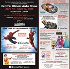 Win 4 Tickets to the Central Illinois Auto Show