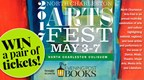 Win a pair of tickets to the North Charleston Art Fest!