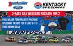 Paul Miller Ford Kentucky Speedway Giveaway