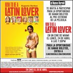 ENH-How to be a latin lover movie screening