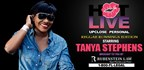 HOT LIVE �UP CLOSE & PERSONAL� REGGAE RUNNINGS EDITION STARRING TANYA STEPHENS