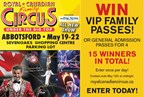 ABB - Royal Canadian Circus Sweepstakes