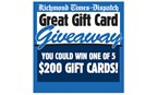 The Great Gift Card Giveaway