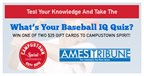 Homerun or Strike Out: What�s Your Baseball IQ?