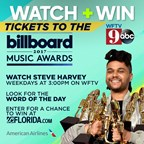 WFTV 2017 Billboard Music Awards Sweepstakes