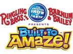 Built To Amaze Ticket Giveaway