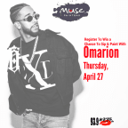 Sip & Paint With Omarion