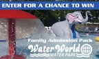 June Water World Admission Passes