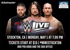 Enter for a chance to win WWE LIVE tickets!
