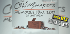 BLI�S THE CHAINSMOKERS WEEK AND WEEKEND