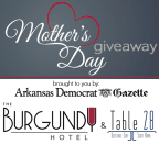 Burgundy Hotel & Table 28 Mother's Day Giveaway