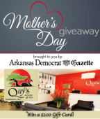 Quy's Salon & Spa Mother's Day Giveaway