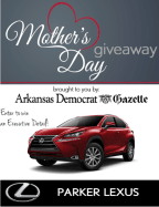 Parker Lexus Mother's Day Giveaway