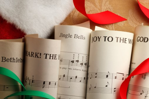 Christmas in July: Finish that holiday lyric