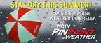 2017 WCTV Umbrella Giveaway