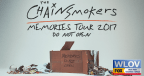 Chainsmokers Ticket Giveaway