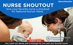 Nurse Shout-Out for National Nurses Week