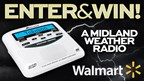 ENTER TO WIN a Midland Weather Radio from KETK & W