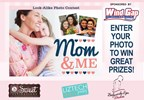 Mother's Day Look-a-like Photo Sweepstakes