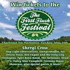 First Flush Ticket Giveaway