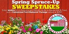 Alaska Mill & Feed Spring Spruce-Up Sweepstakes
