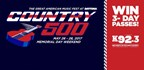 Country 500 - APP