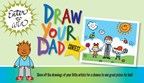 Draw Your Dad Photo Sweepstakes 2018