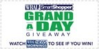 WRAL SmartShopper Grand A Day Giveaway