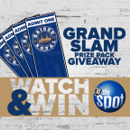 Grand Slam Prize Pack Giveaway