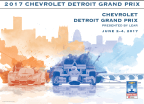 Detroit Grand Prix: Experience Contest