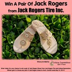 Win A Pair of Jack Rogers from Jack Rogers Tire