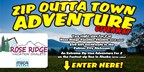 Rose Ridge Zip Outta Town Sweepstakes