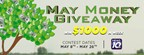 May Money Giveaway