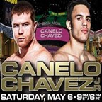 HBO Sports Canelo Chavez Sports Bag Giveaway