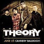 Theory of a Deadman Tix from Z 97.5