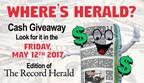 Where's Herald Sweepstakes