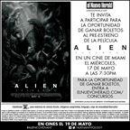 ENH-Alien Covenant Pre-Estreno