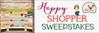 Hancock's Happy Shopper Sweepstakes