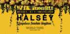 WIN TICKETS TO SEE HALSEY AT THE BARCLAYS CENTER!