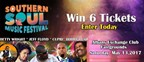 Southern Soul Music Festival Ticket Giveaway